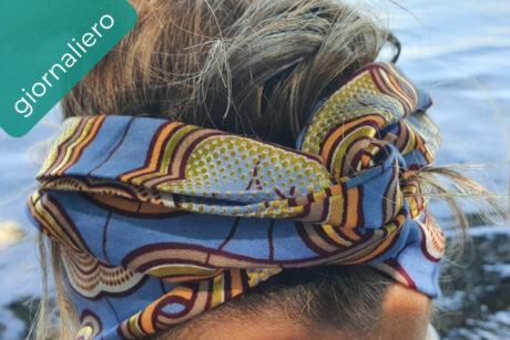 corso per creare fascia tessuto africano wax a Vicenza